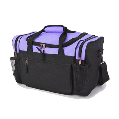 UnderSeat RyanairHoldall 6Pockets 40x25x20cm Purple