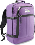 Cabin Max Backpack 55x40x20cm 0.8Kg Purple