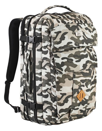 Cabin Max Backpack 55x40x20cm Camo 1.1Kg
