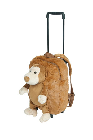 Cabin Max Trolley Backpack Monkey