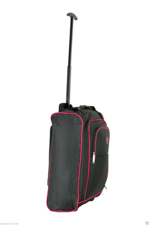 Compass Trolley Backpack 50x35x20cm 1.5Kg Redtrim