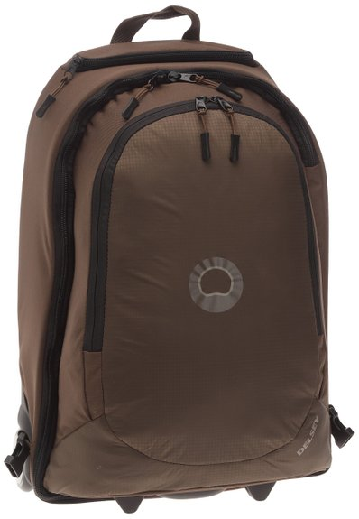 Delsey Quartier Trolley Backpack Olive