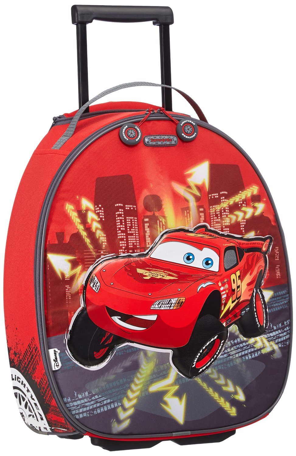 Disney Samsonite Children's Cabin Bag Multicolour