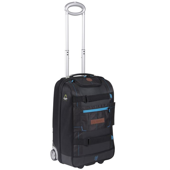 Hot Tuna Upright Cabin Suitcase 48x32x24cm 3.1Kg