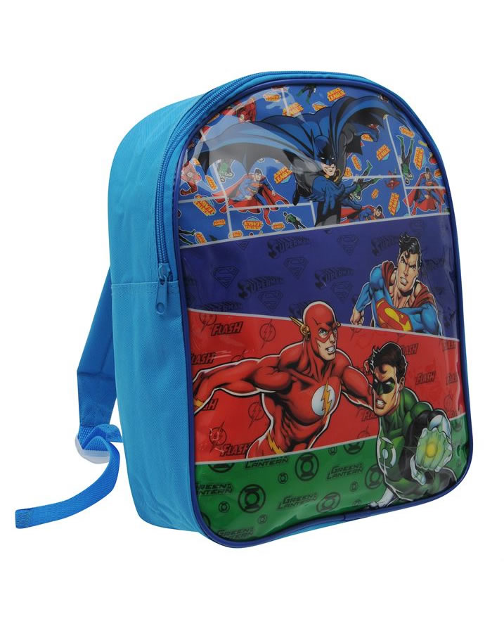 Character Back Pack Justice League