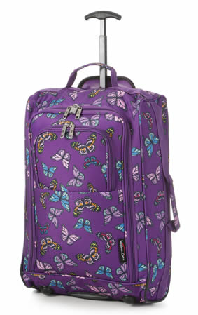Skymax Butterflies Purple Ryanair Maximum 55x40x20cm 1.4Kg