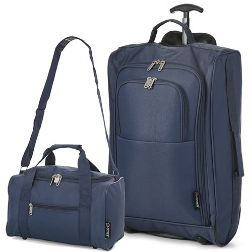 Travelmax Ryanair 2 CabinBag Set Smart Navy