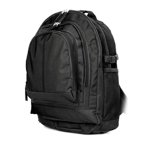 Under Seat Ryanair Backpack Bag 40x25x20cm Buckle Black