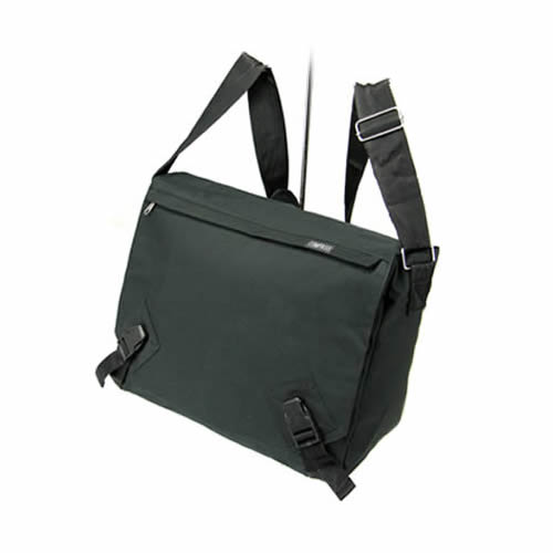 Under Seat Ryanair Bag 40x25x20cm Flapover Executive Black