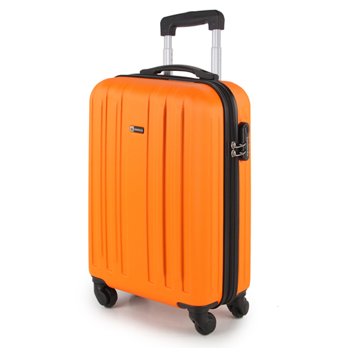 Ryanmax Compass Viva Orange 4 Wheel 55x35x20cm 2.6Kg