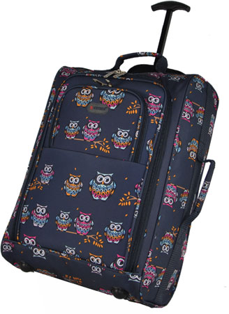 Night Owl Ryanair Maximum 55x40x20cm Navy 1.4Kg